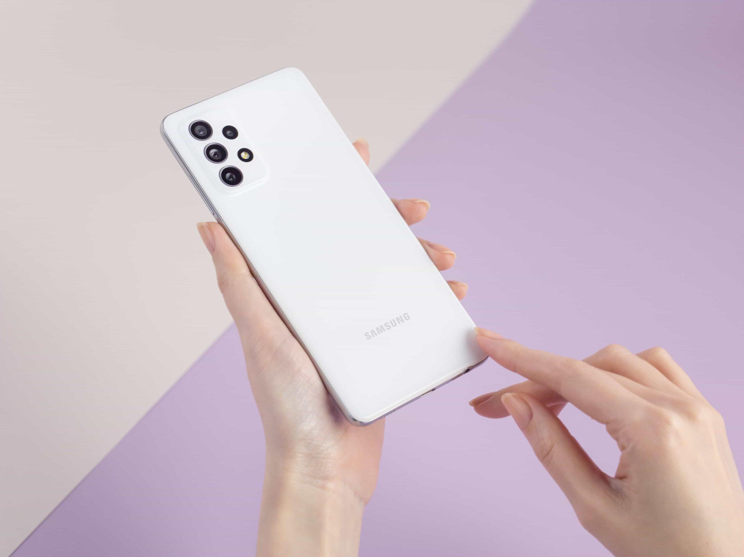 Samsung presenta en Colombia los Galaxy A72 y A52LTE 2