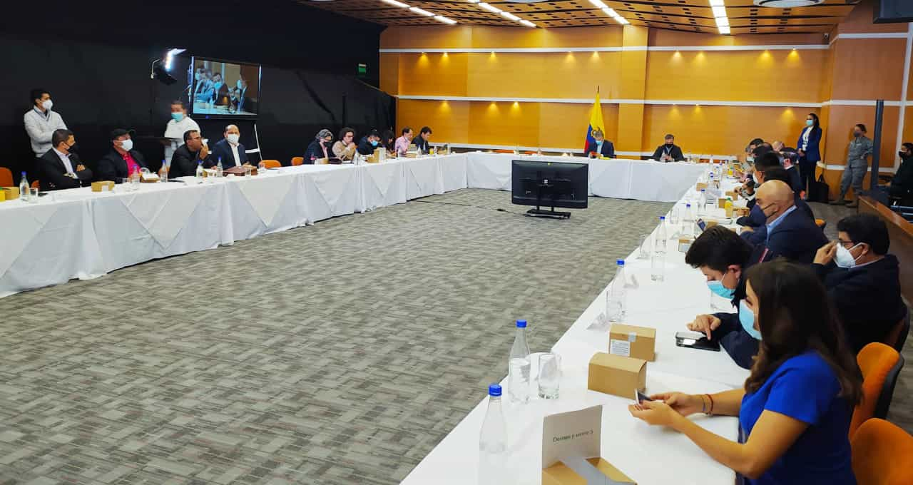 El Director de la Federación de Municipios le responde en #LaEntrevista7días a críticas que le hacen alcaldes de Boyacá 4