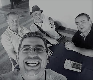 El COVID -19 se llevó al gestor cultural Horacio Millán Pelayo 1