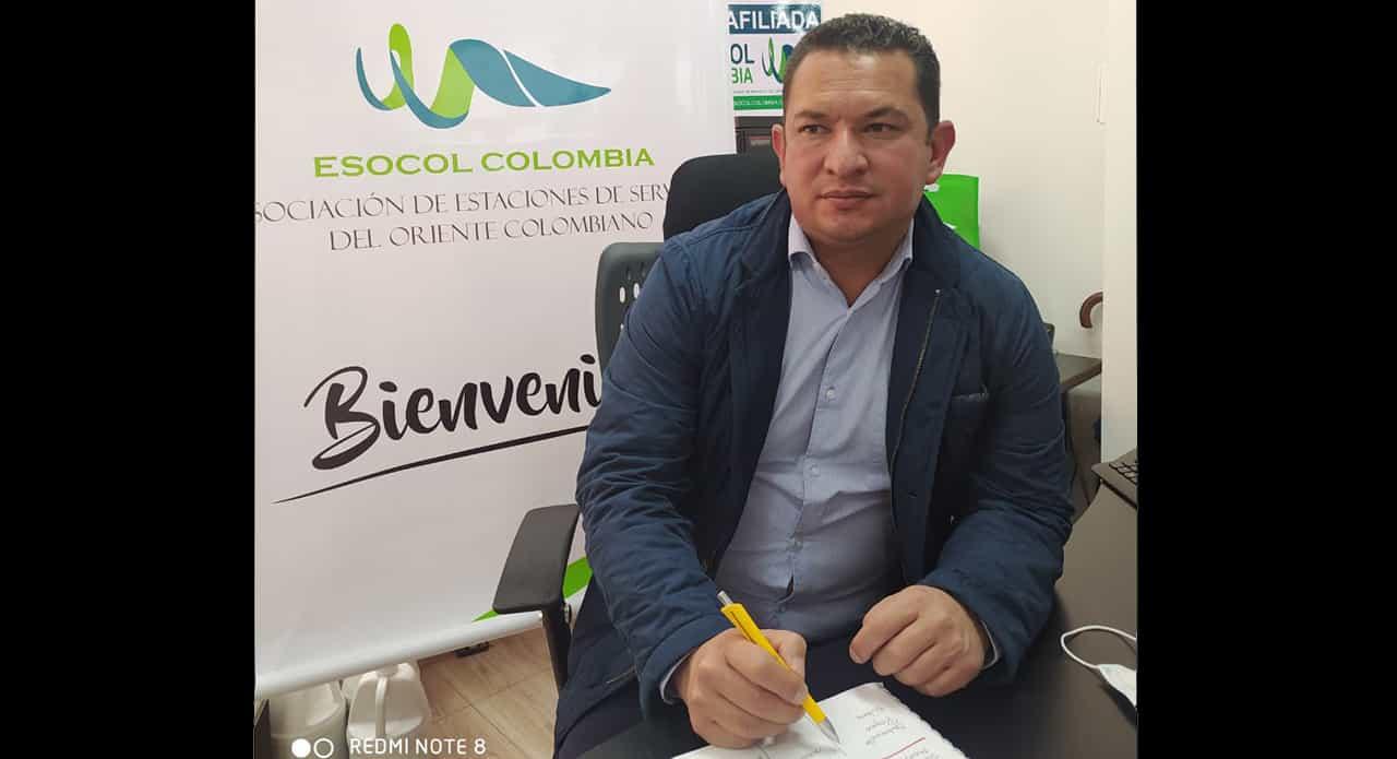 Boyacá se quedó sin combustible a causa del paro explica el vocero del gremio en #LaEntrevista7días 1
