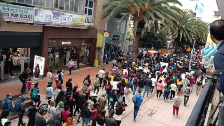 Continúan las movilizaciones en Sogamoso 4