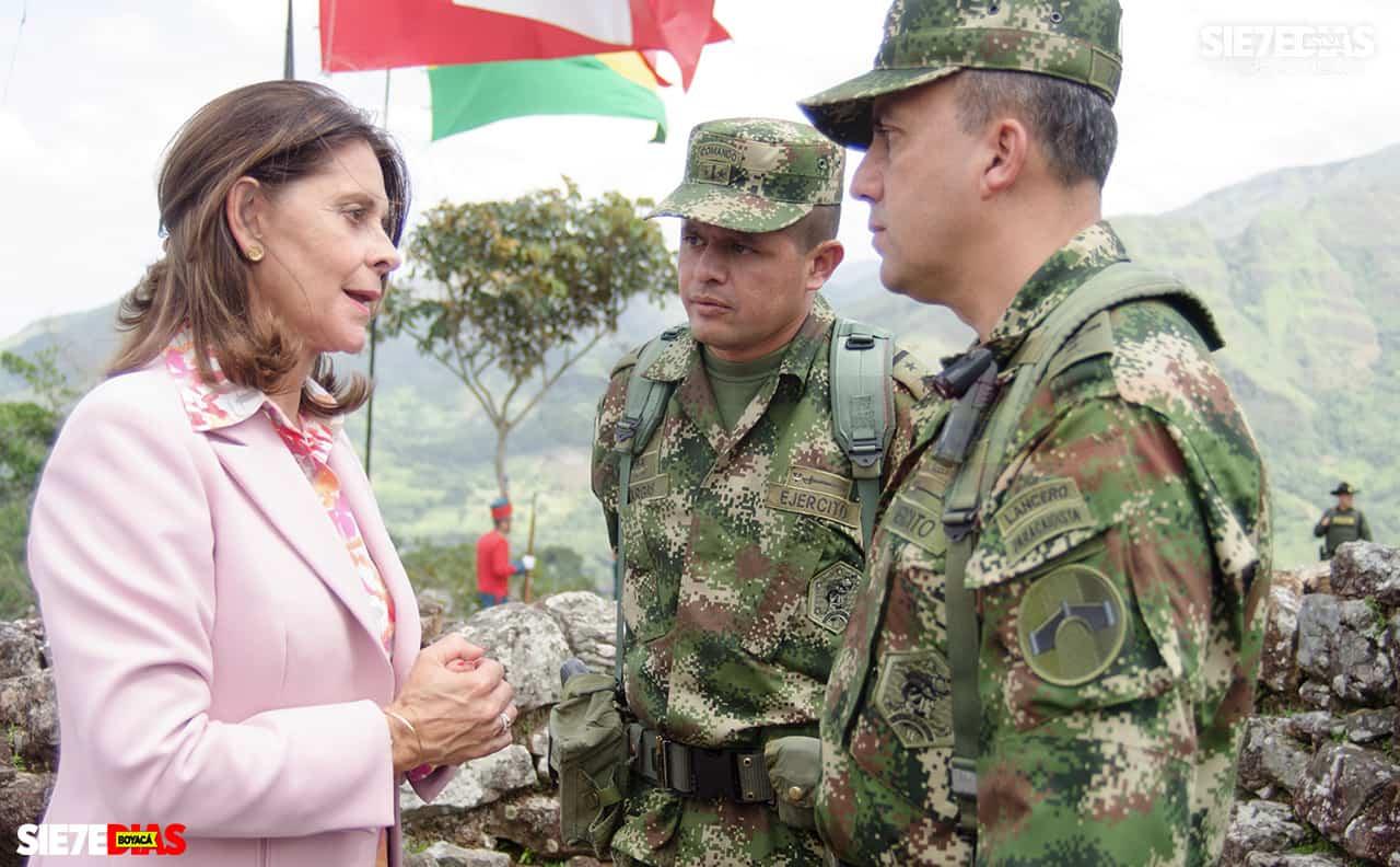 ¿Por qué la Vicepresidenta no pudo entrar a la basílica de Chiquinquirá? #Tolditos7días 1