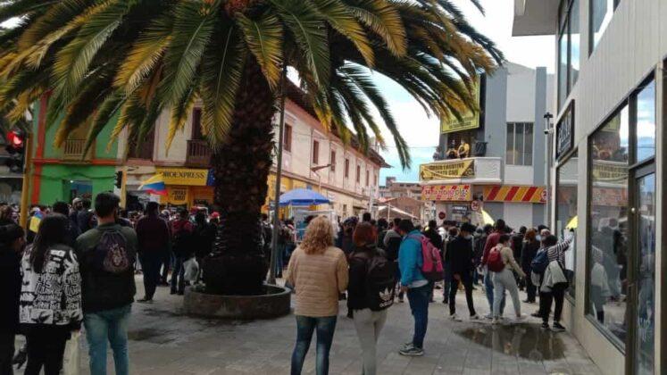Continúan las movilizaciones en Sogamoso 5