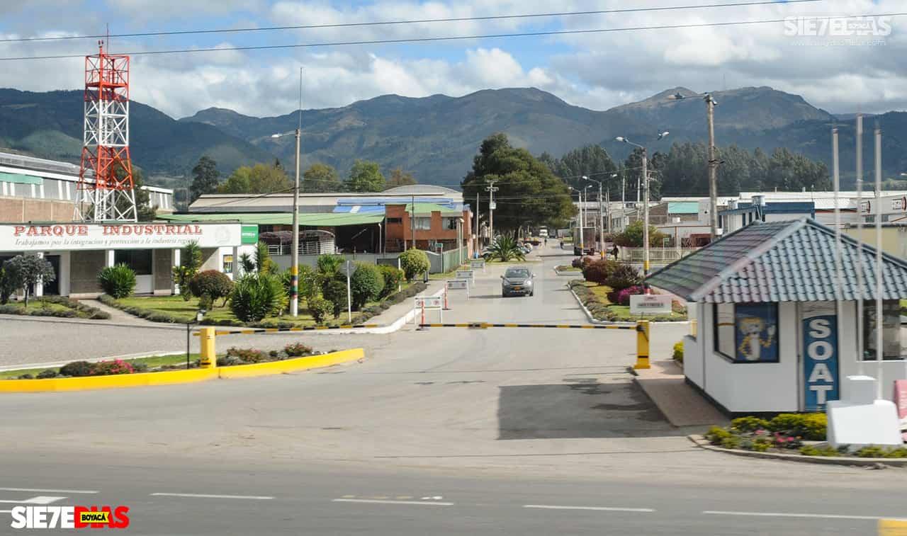 El paro truncó la reactivación de las empresas, afirma la Cámara de comercio de Duitama 1