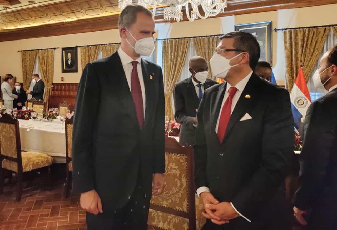 El único boyacense invitado a la posesión del presidente de Ecuador #Tolditos7días 1
