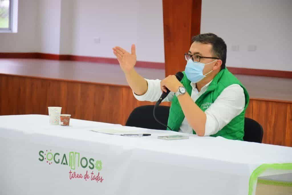 Lo que les responde el alcalde de la ciudad de Sogamoso a sus críticos #Tolditos7días 1