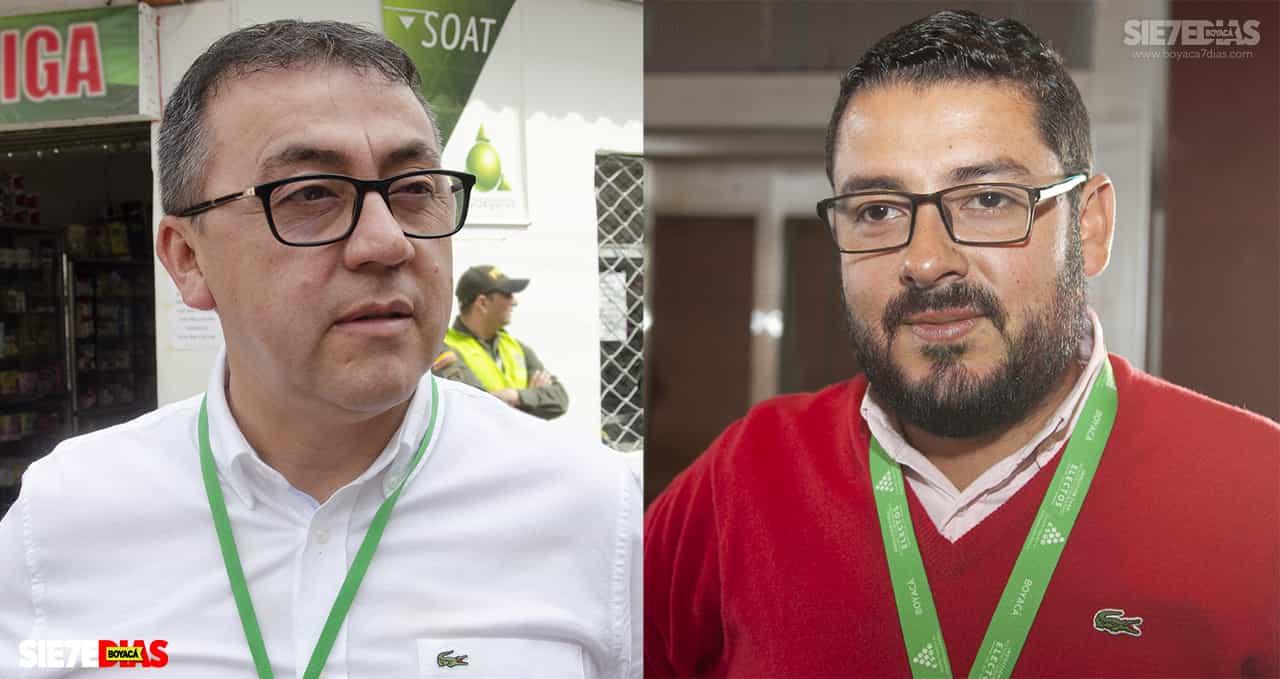 Dos alcaldes de Boyacá se reunirán hoy con el presidente Iván Duque #Tolditos7días 1