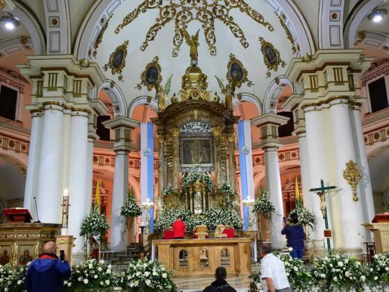 [Galería] - Creyentes de más de 100 países del mundo se unieron en oración en el Tercer Rosario Mundial Mater Fátima ofrecido desde Chiquinquirá 1