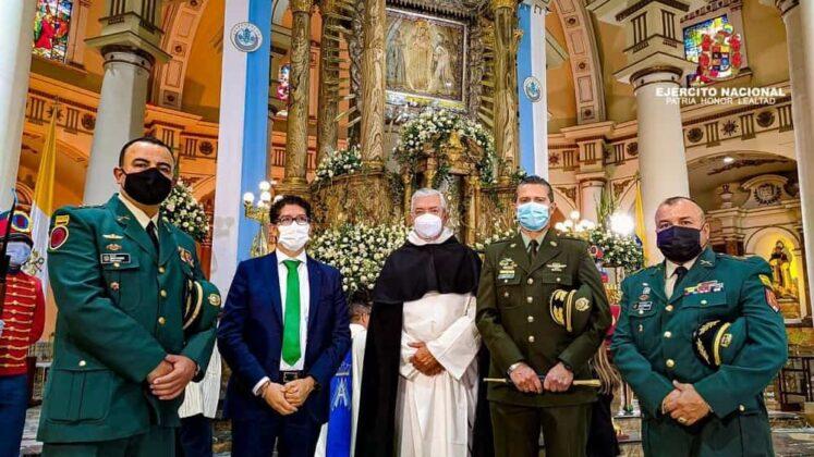 [Galería] - Creyentes de más de 100 países del mundo se unieron en oración en el Tercer Rosario Mundial Mater Fátima ofrecido desde Chiquinquirá 5