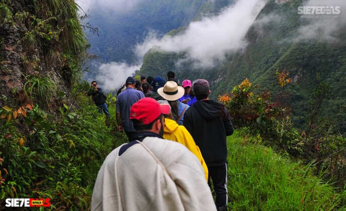 [Galería] - El sendero La Esmeralda, la joya ecoturística del Valle de Tenza #AlNatural 1