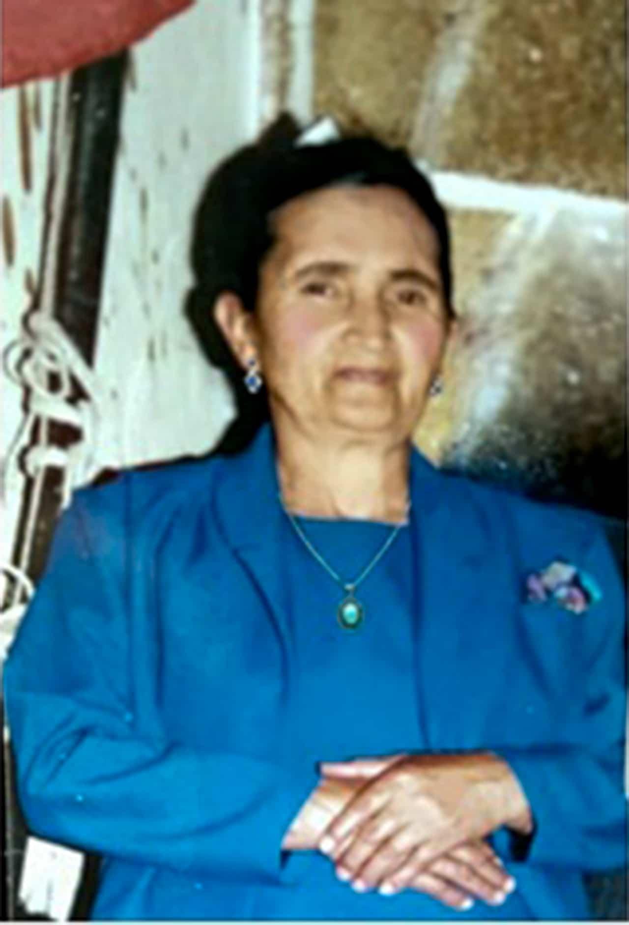 Así es mi madre - Elba Rosa Camargo Alvarado 1
