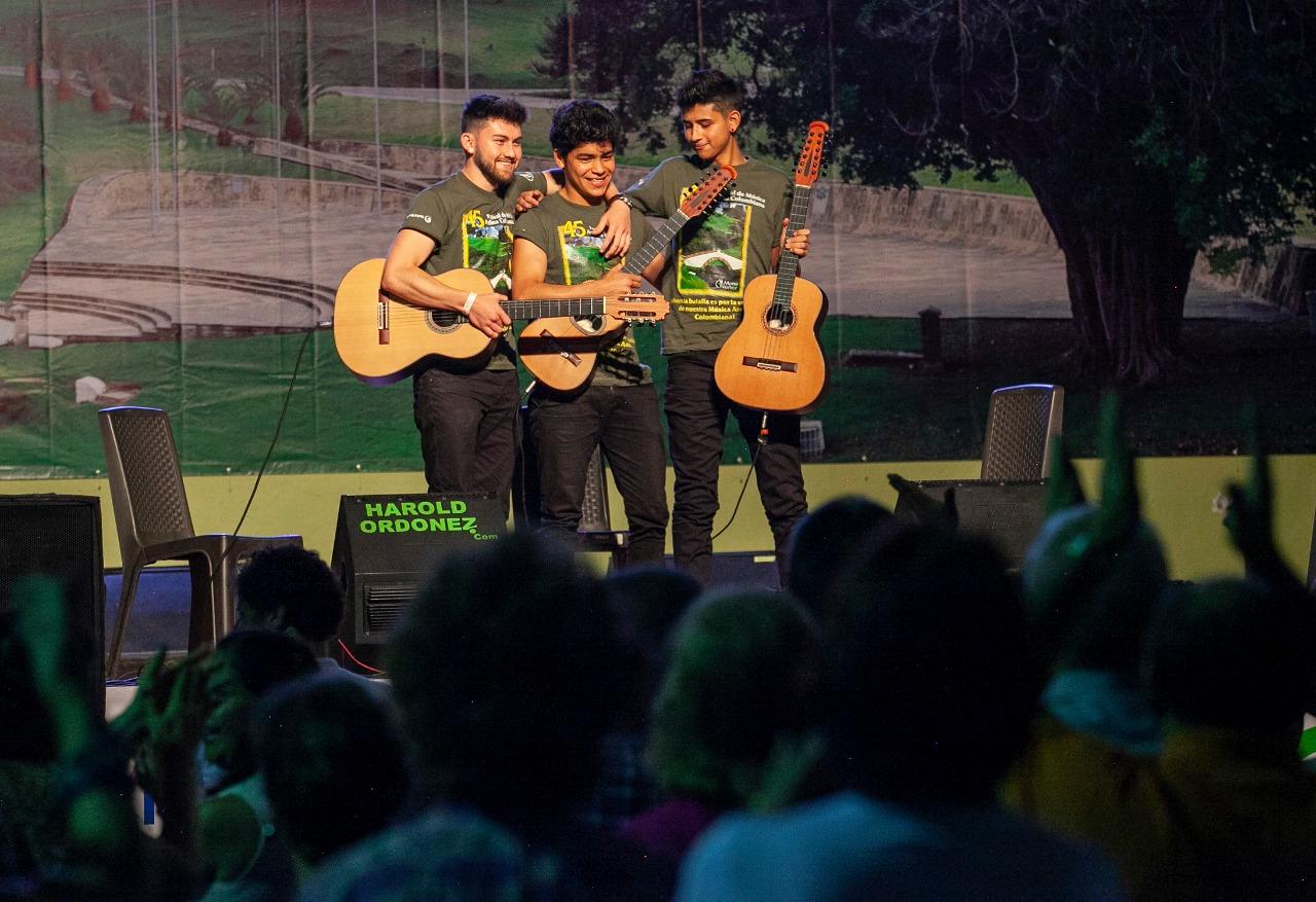 Salió el resultado de los clasificados al 47 Festival Mono Núñez, Boyacá obtuvo tres cupos 1