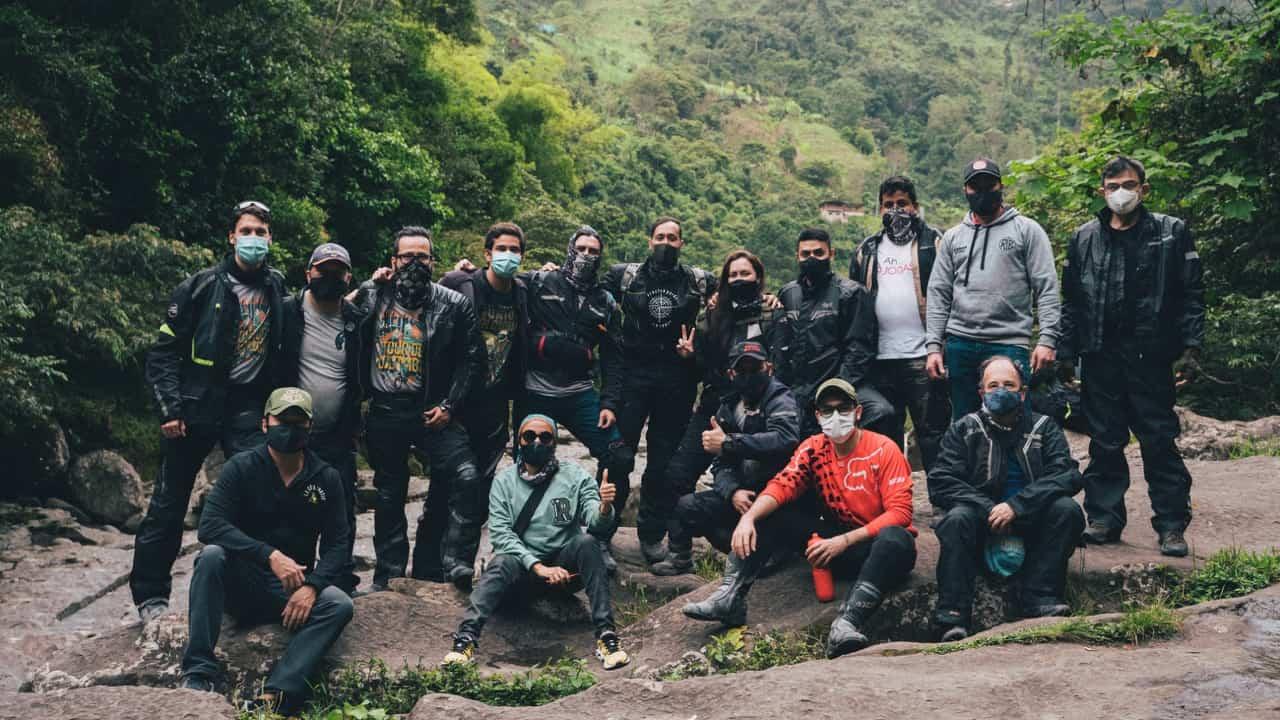 9 días de aventura y más de 1.500 kilómetros de recorrido 3