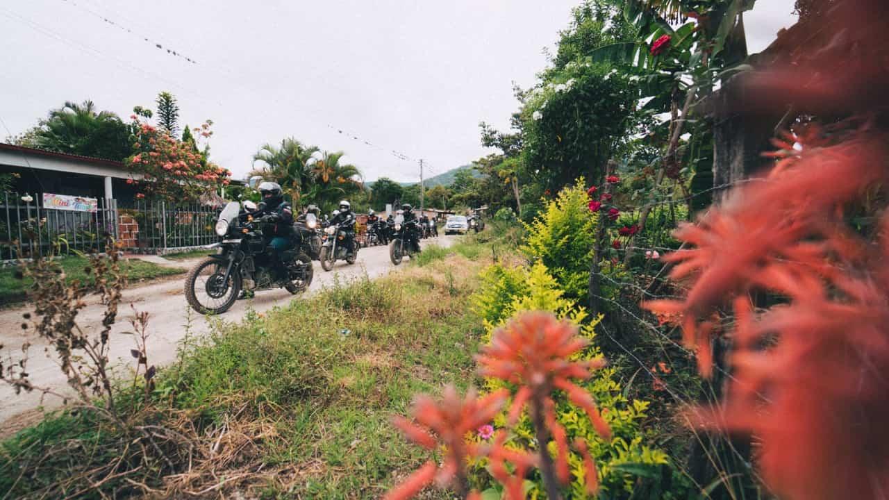9 días de aventura y más de 1.500 kilómetros de recorrido 1