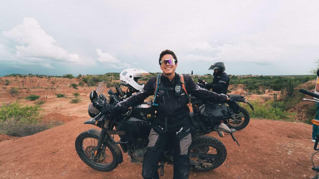 9 días de aventura y más de 1.500 kilómetros de recorrido 2