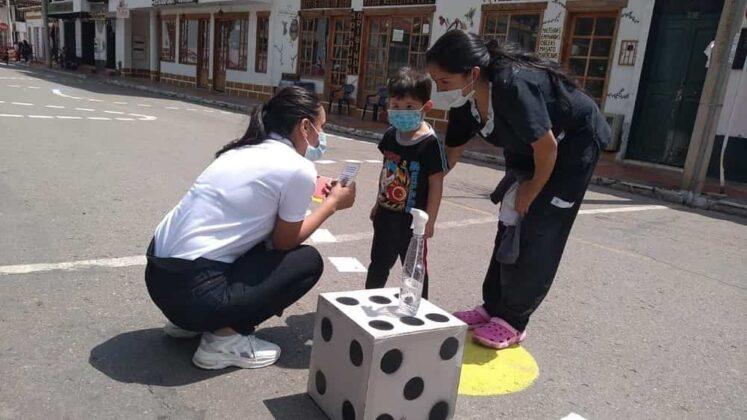 Tibasosa se la jugó en gigante por la niñez, con Crianza amorosa +juego 3