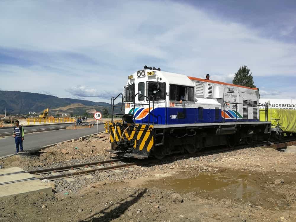 El ferrocarril Bogotá-Belencito volvería a manos del Instituto Nacional de Vías (Invías) 1