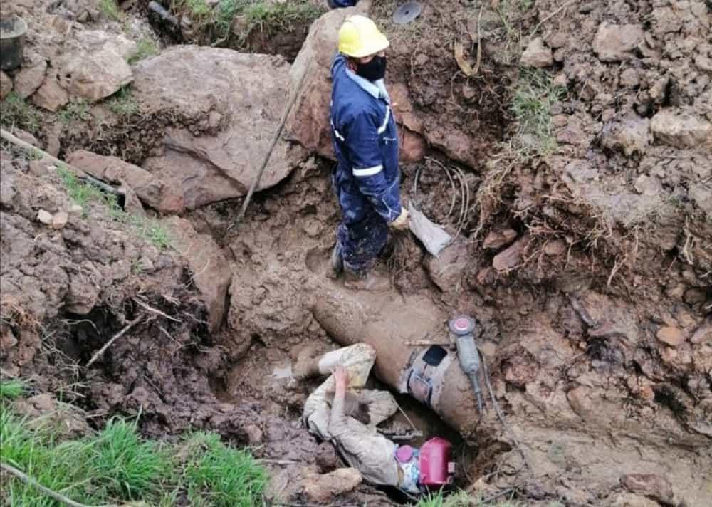 Hoy habrá baja presión en el sistema de acueducto de Sogamoso en toda la zona urbana 1