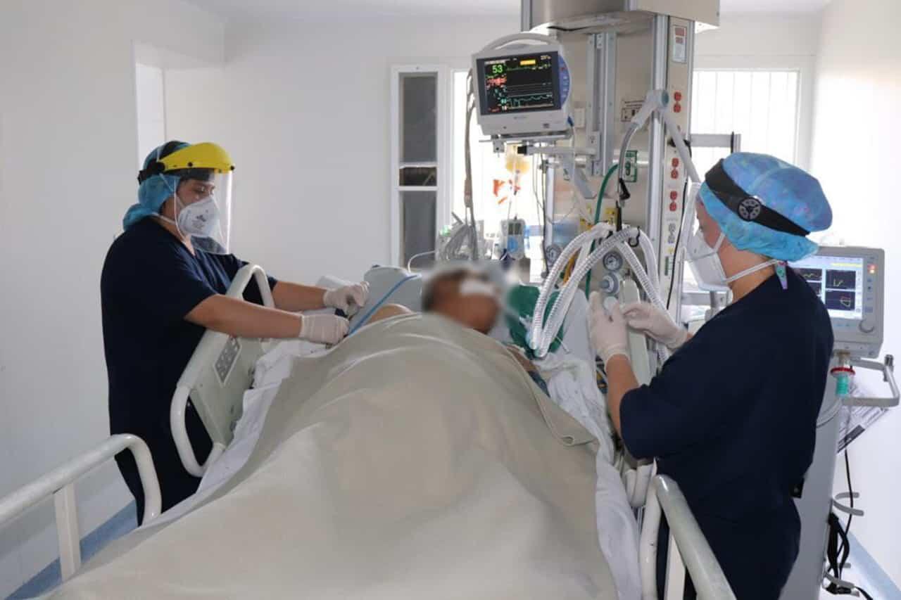 Alerta: Boyacá se queda sin UCI y sin personal para ampliar el número de camas para pacientes COVID 1