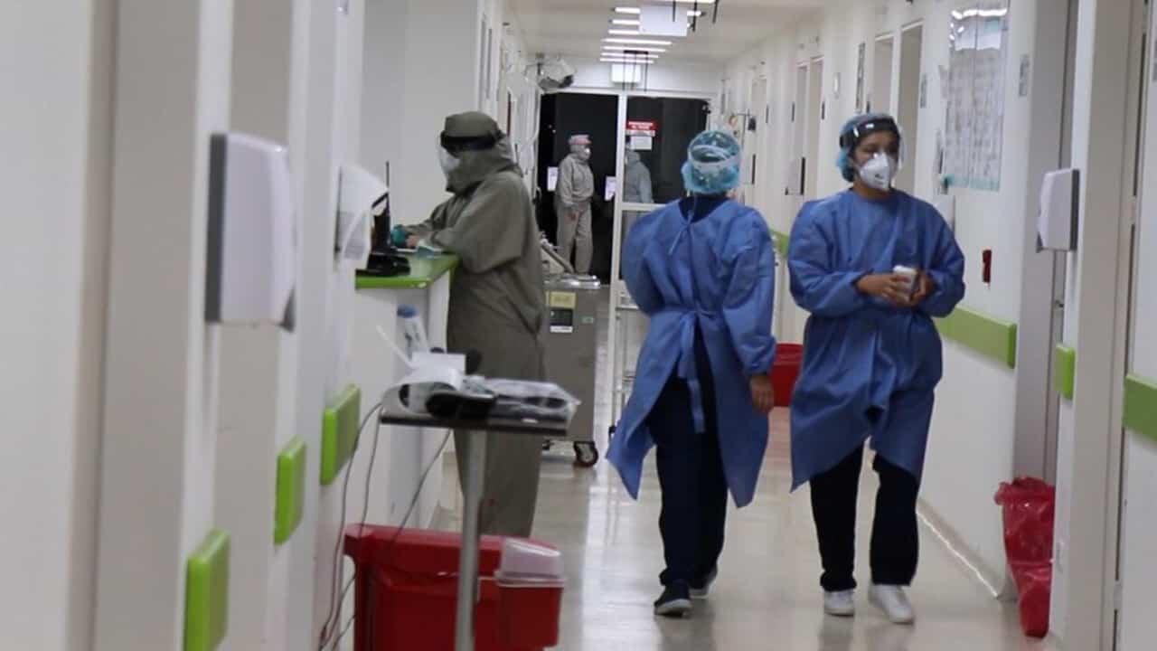 La radiografía de lo que pasa y lo que viene en el Hospital San Rafael en medio de la Alerta Roja según su gerente Yamit Hurtado 2