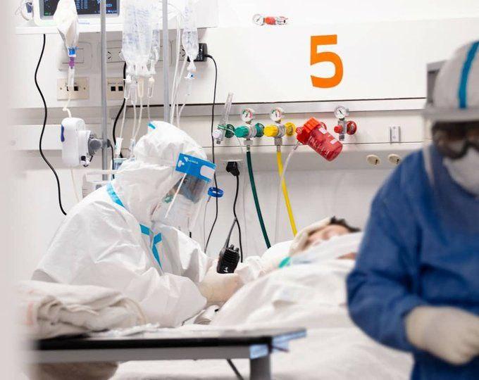 Hoy se registran 467 positivos y 22 fallecimientos asociados a COVID-19 en Boyacá 1