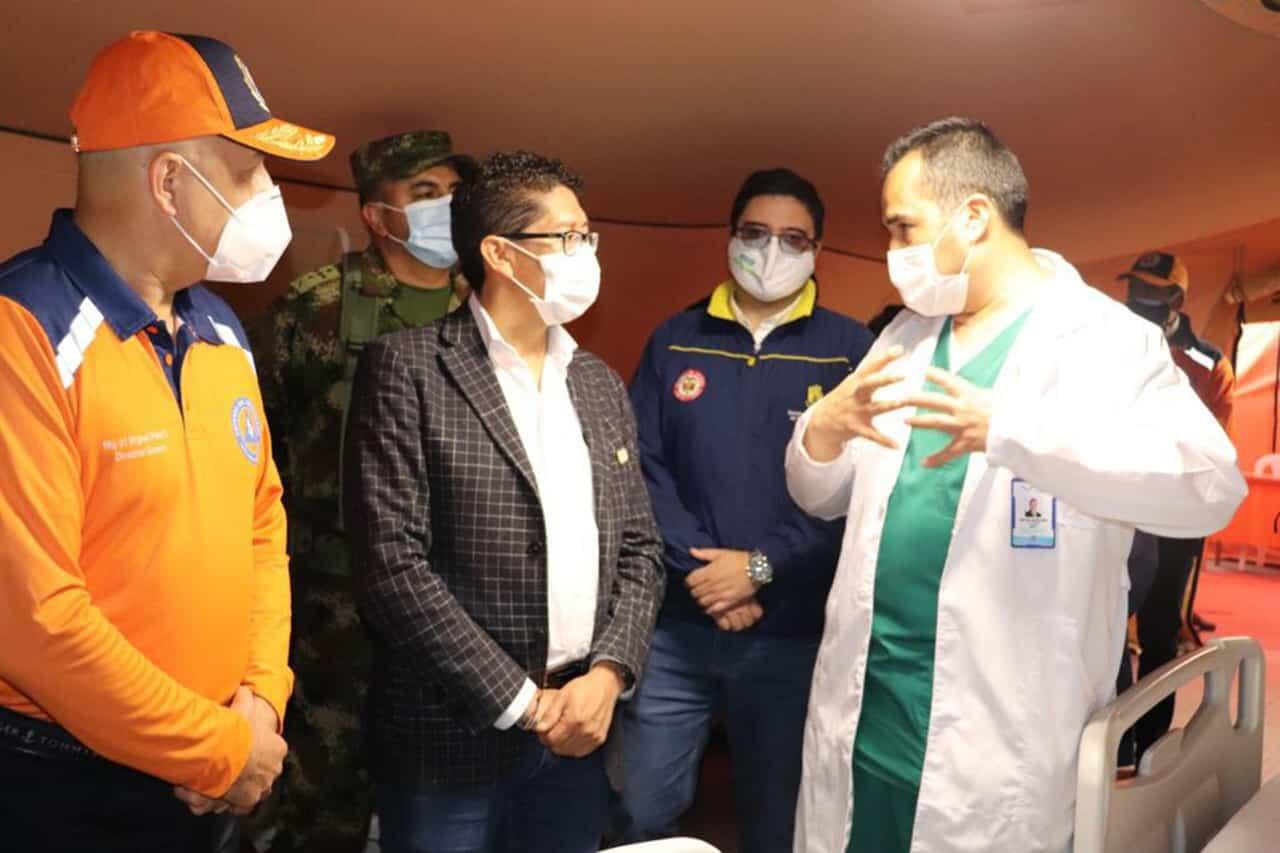 La radiografía de lo que pasa y lo que viene en el Hospital San Rafael en medio de la Alerta Roja según su gerente Yamit Hurtado 3