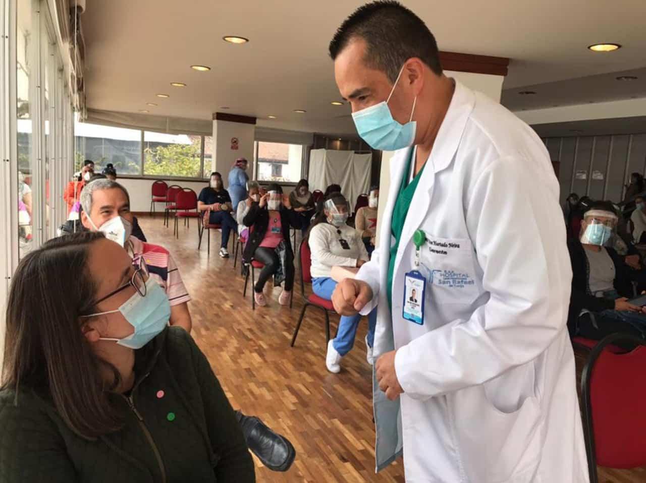 La radiografía de lo que pasa y lo que viene en el Hospital San Rafael en medio de la Alerta Roja según su gerente Yamit Hurtado 1