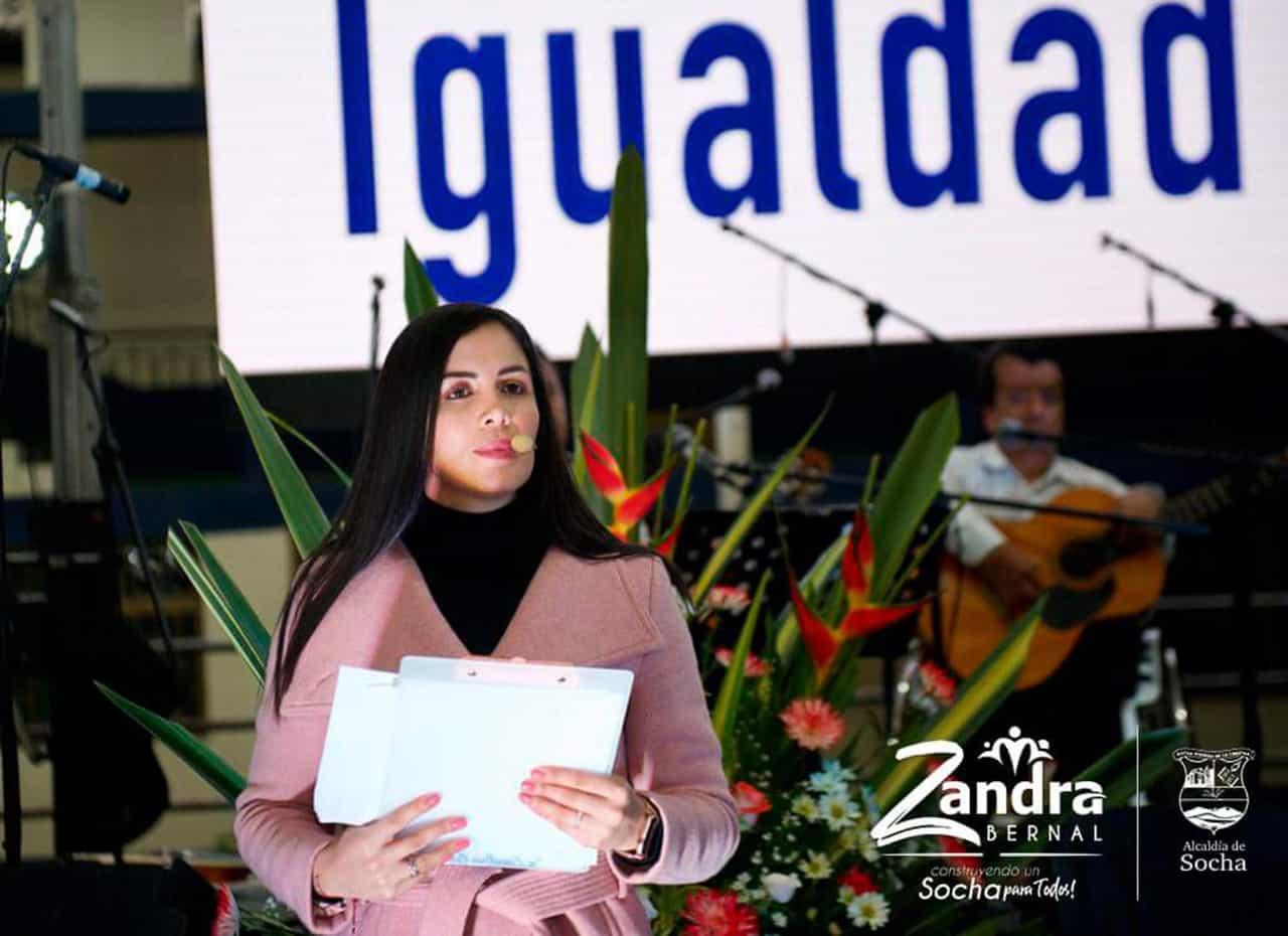 La Alcaldesa de Socha, explica lo que se vive desde el aislamiento tras contagiarse por coronavirus #LaEntrevista7días 3