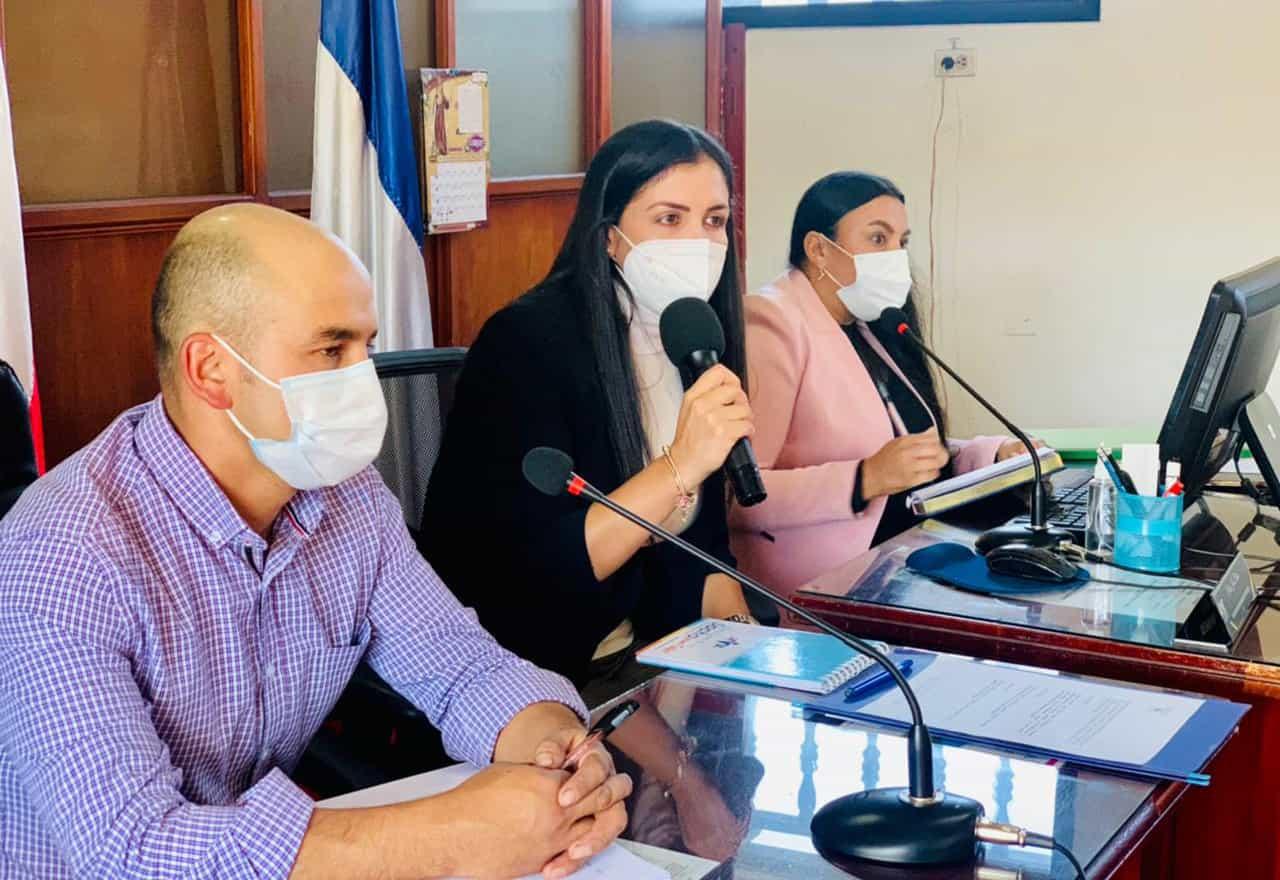 La Alcaldesa de Socha, explica lo que se vive desde el aislamiento tras contagiarse por coronavirus #LaEntrevista7días 1