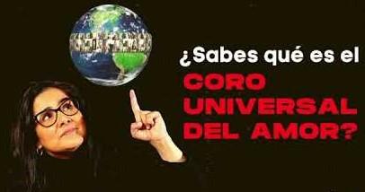 El Coro Universal Del Amor, una alternativa para hacer realidad el sueño de cantar 2