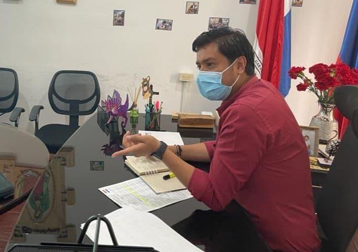 La salud del alcalde de Garagoa, tras contagiarse de coronavirus 1