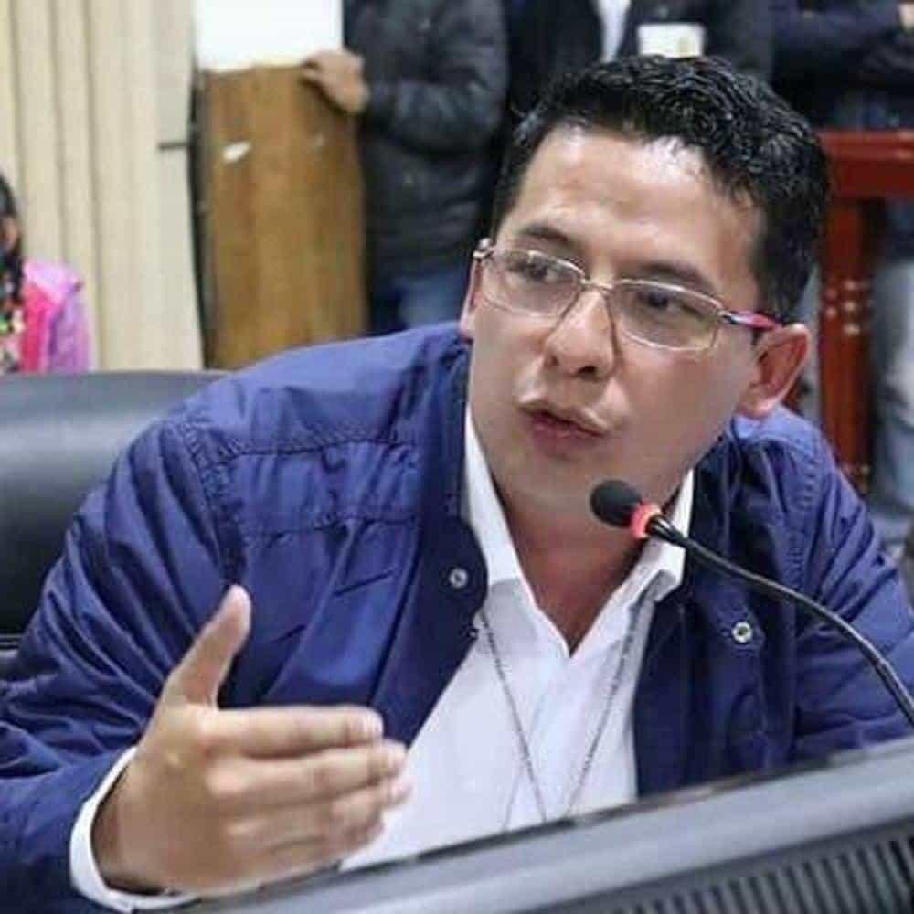 Alejo Gutiérrez sería candidato a la Cámara, pero no por los verdes #Tolditos7días 1