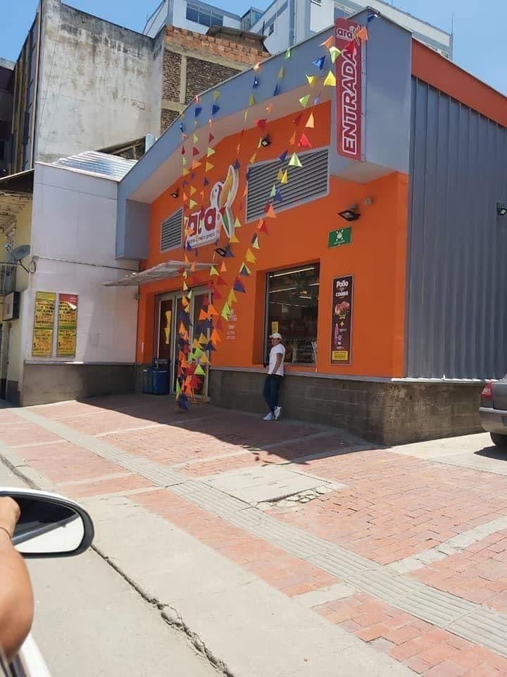 Durante el confinamiento en Sogamoso se podrá hacer compras #Tolditos7días 1