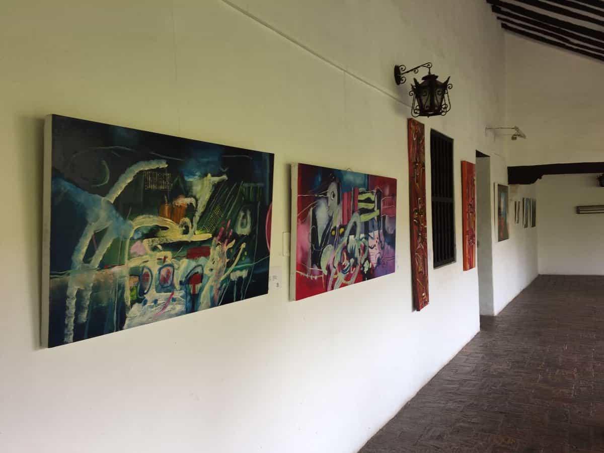 La secretaría de cultura y turismo de Tunja abre inscripciones para artistas de las artes visuales 1
