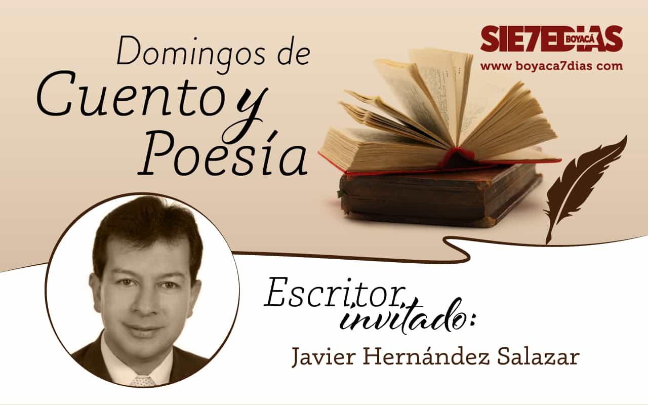 La historia comunal desde la piedra de Bolívar en Ramiriquí - Javier Hernández Salazar - #DomingosDeCuentoYPoesía 1