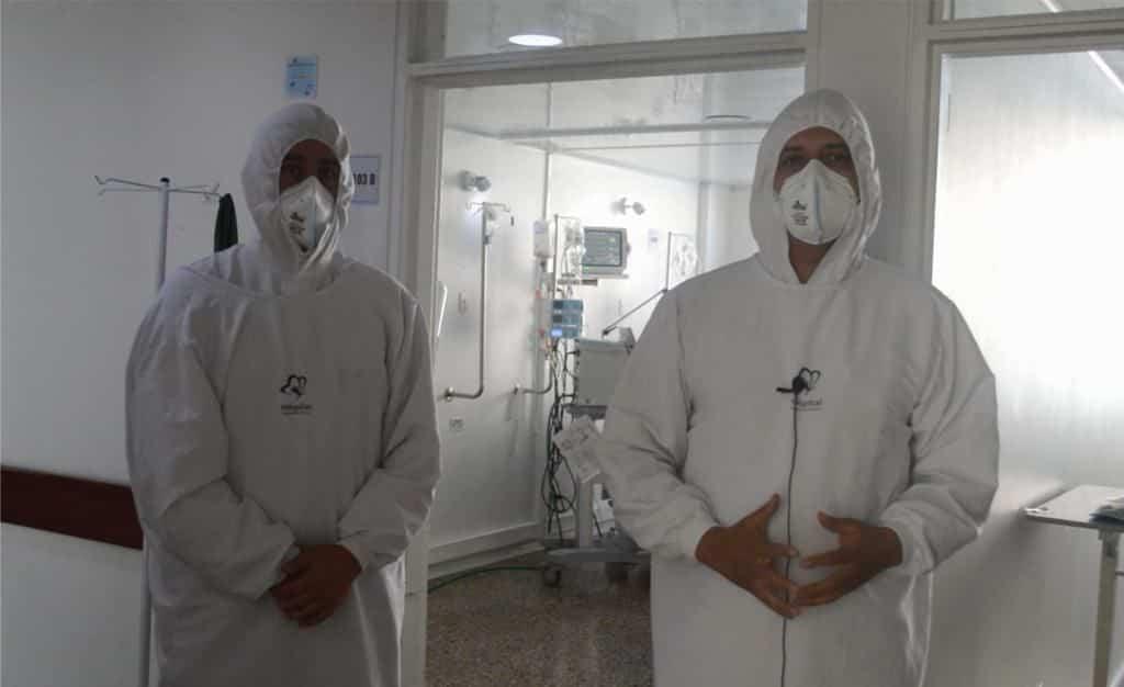El Gerente del Hospital de Duitama cuenta cómo ampliará en 40 camas el servicio para pacientes COVID, en medio de esta grave emergencia #LaEntrevista7días 1