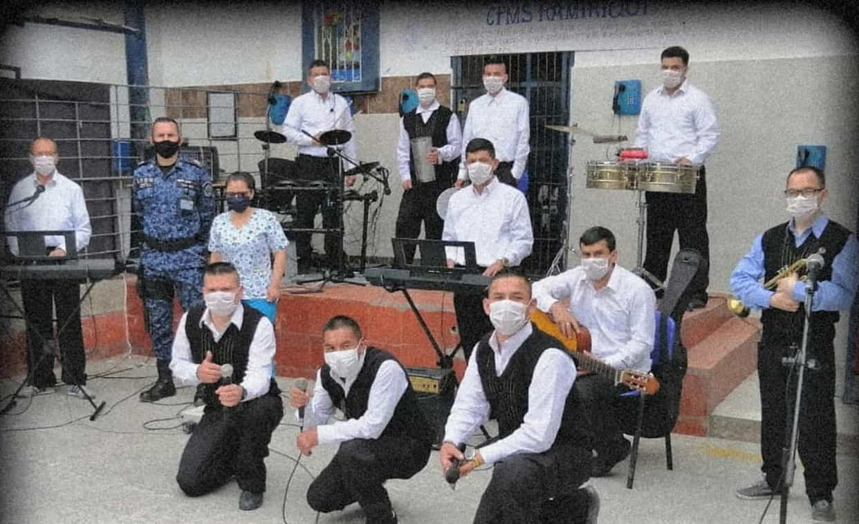 Los reclusos de Ramiriquí quedaron libres 1
