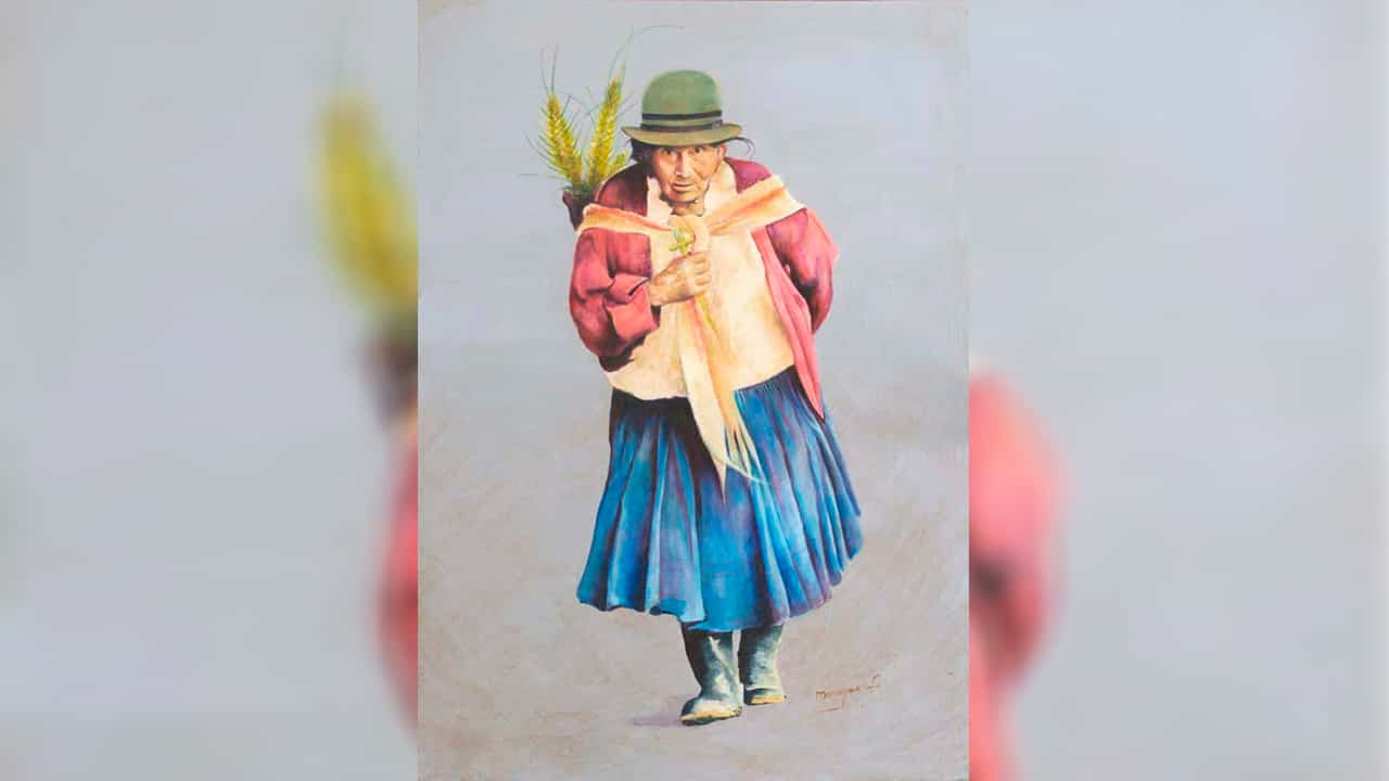 25 obras se subastan hoy, como apoyo a los artistas de la capital Boyacense 1