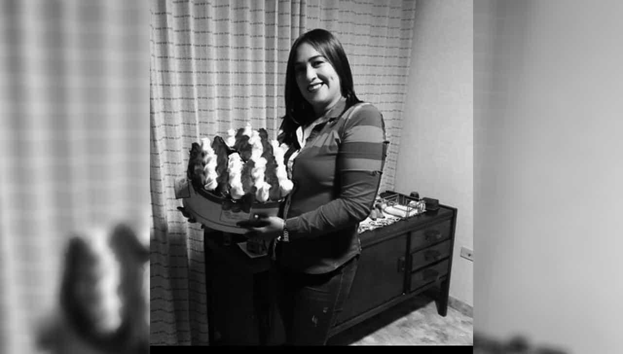 Luto en el San Rafael por muerte de Sandra Edith Sierra Ospina quién perdió la lucha contra el COVID -19 1