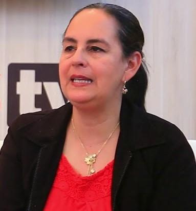Sofía Liliana Fonseca Montoya, folclorista y directora de la Fundación Haskalá. Fotografía Archivo Boyacá Sie7e Días.