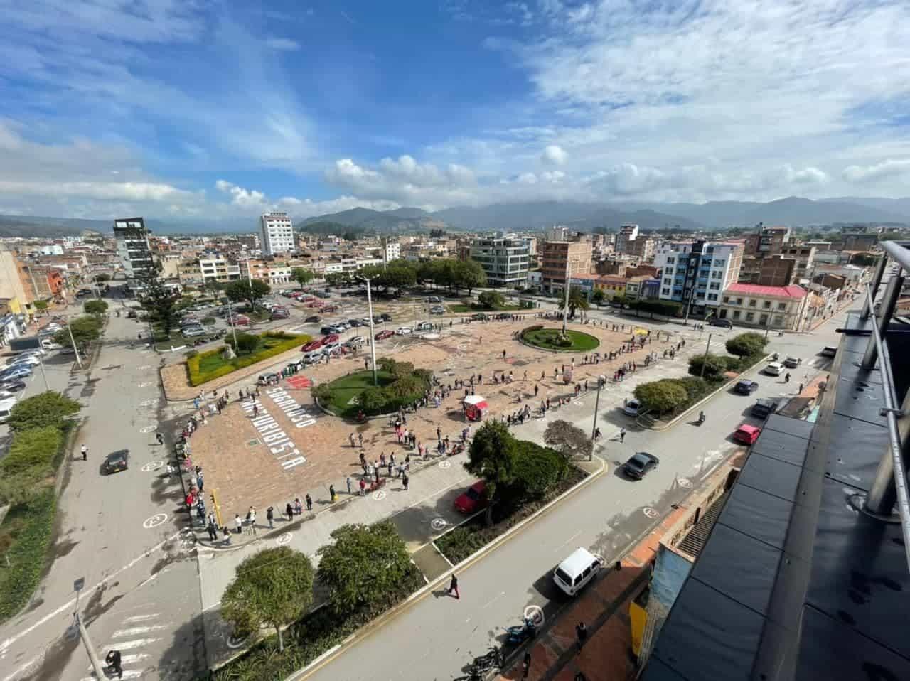 Hoy habrá protesta pacífica en Sogamoso por medidas #Tolditos7días 1