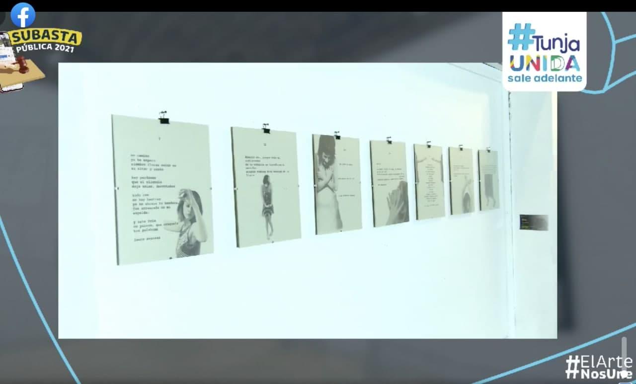 Exitosa resultó la subasta de arte realizada ayer en Tunja 1