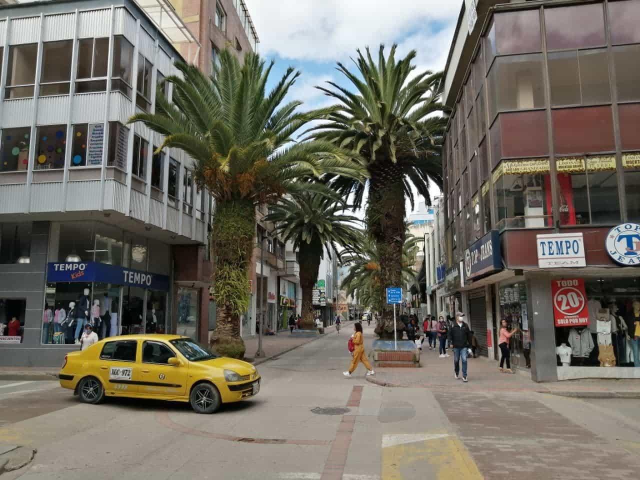 Solo taxis podrán circular durante el fin de semana en Sogamoso #Tolditos7días 1
