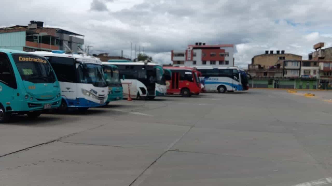 Terminal de Transportes de Sogamoso operará con normalidad #Tolditos7días 1