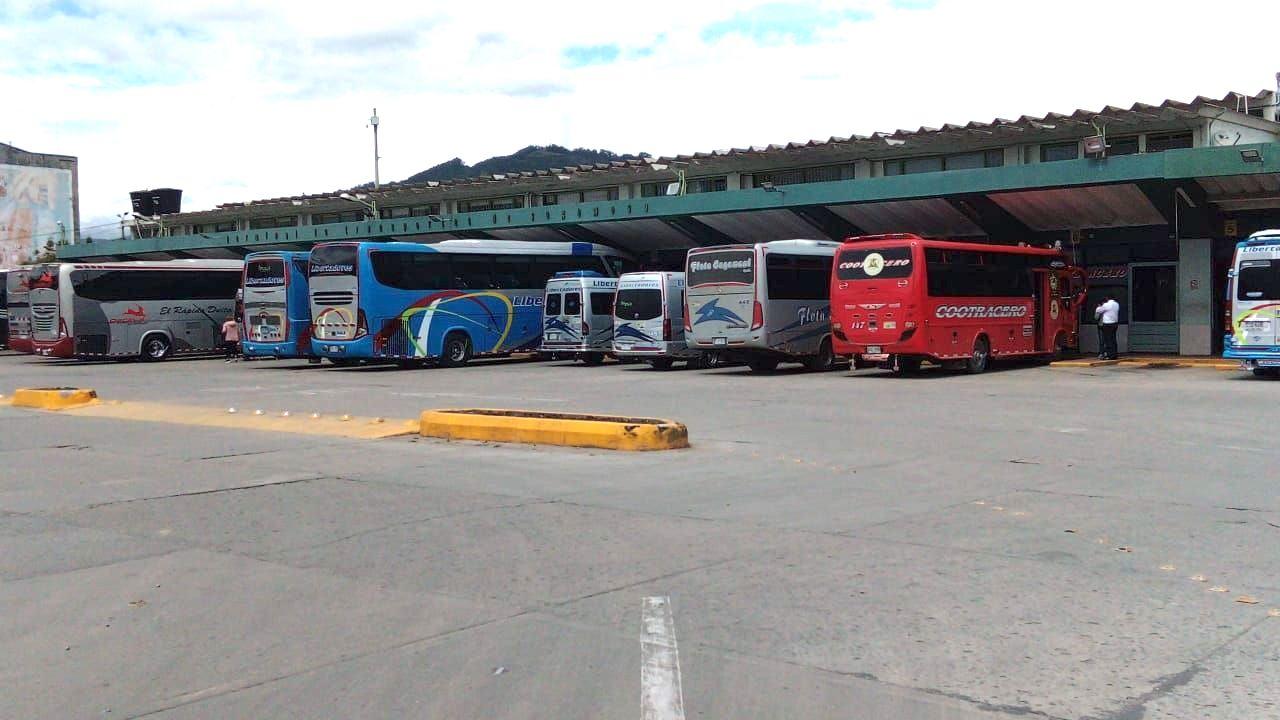 Empezó la competencia por las tarifas del transporte de pasajeros #Tolditos7días 1