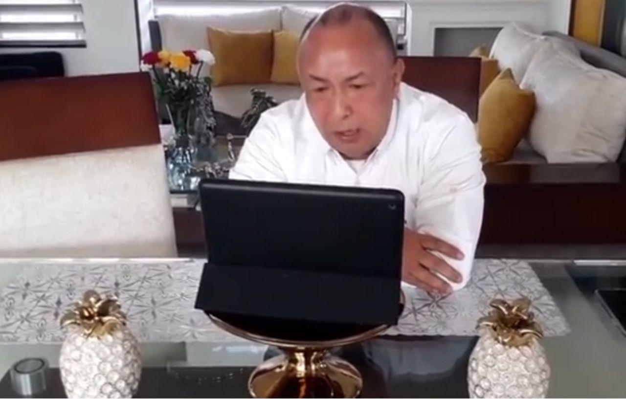 El Representante Gustavo Puentes responsabiliza al Mininterior por lo que pase en los próximos días en Boyacá por crisis hospitalaria 1
