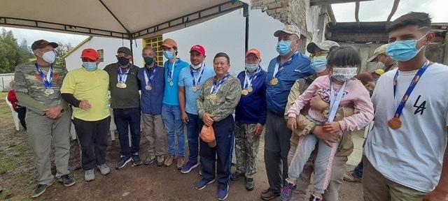 Boyacá se vistió de oro en la Segunda Válida Nacional de Tiro Deportivo 1