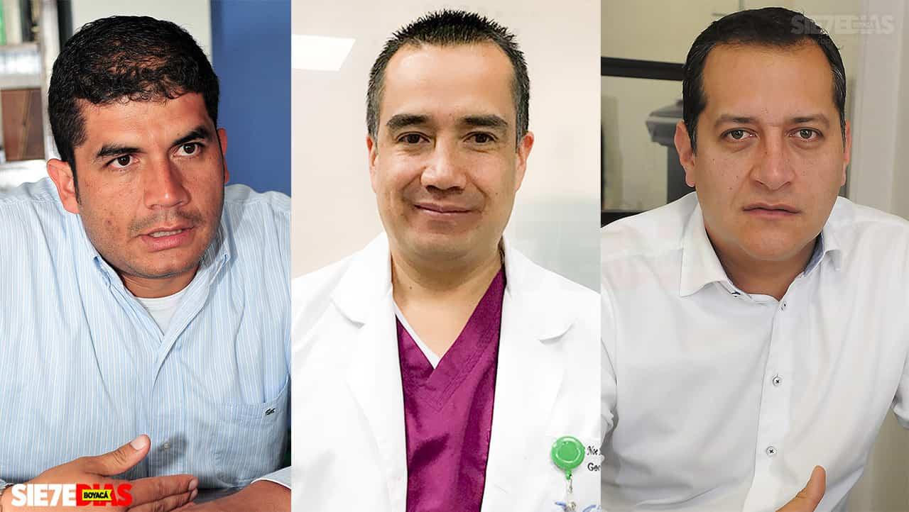 Los médicos gerentes también se contagian #Tolditos7días 1
