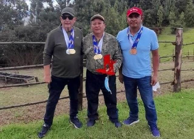 Boyacá se vistió de oro en la Segunda Válida Nacional de Tiro Deportivo 2
