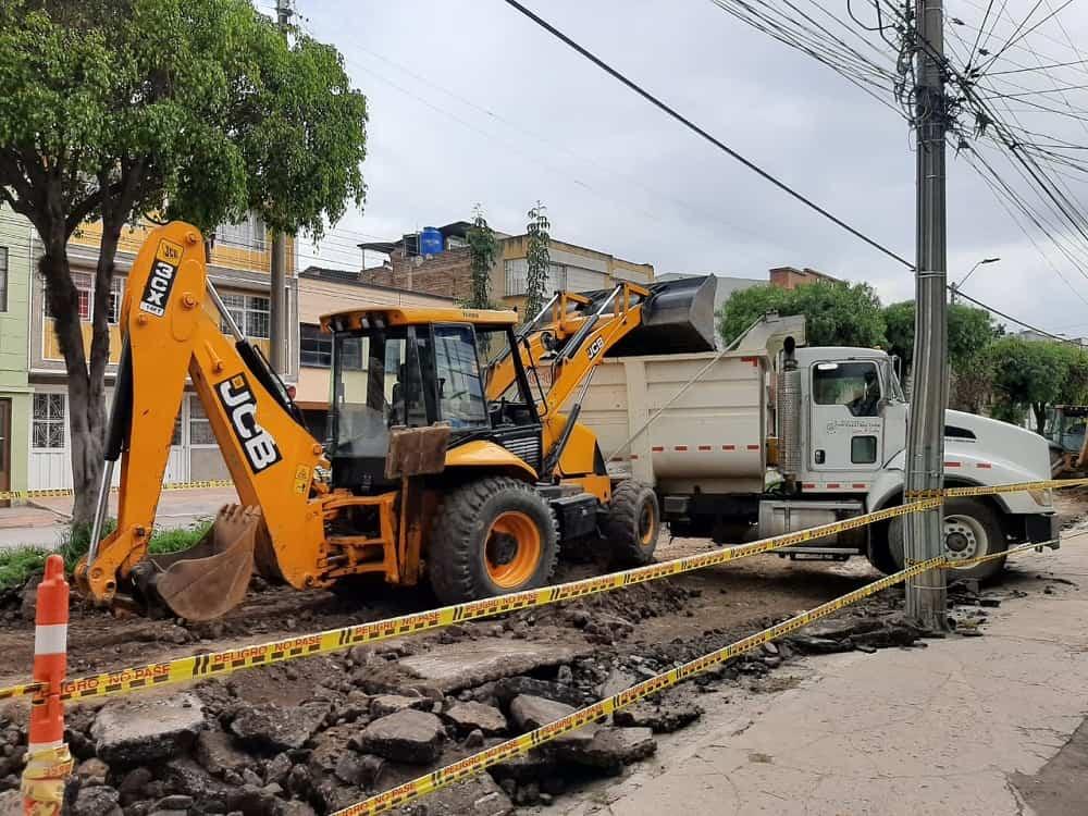 Escasez de material e incremento en el precio del acero ha retrasado obras viales en Sogamoso 1
